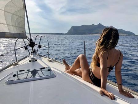 In navigazione con Safira